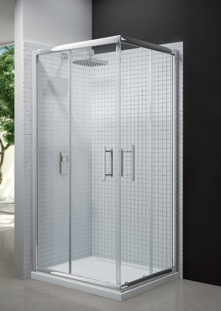Merlyn 6 Series Corner Door Shower Enclosure 800 X 1900mm