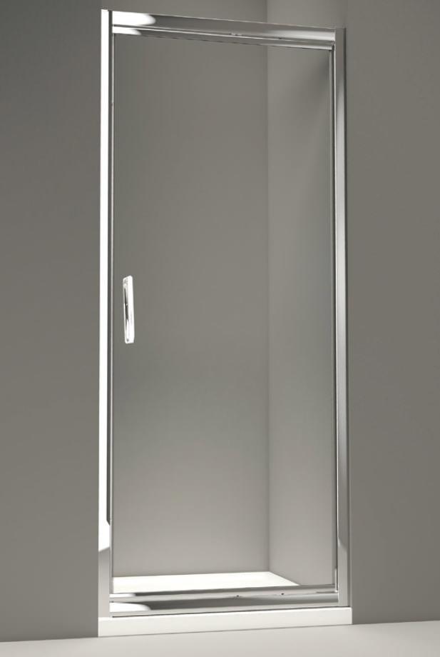Merlyn 8 Series 900mm Infold Shower Door M84421