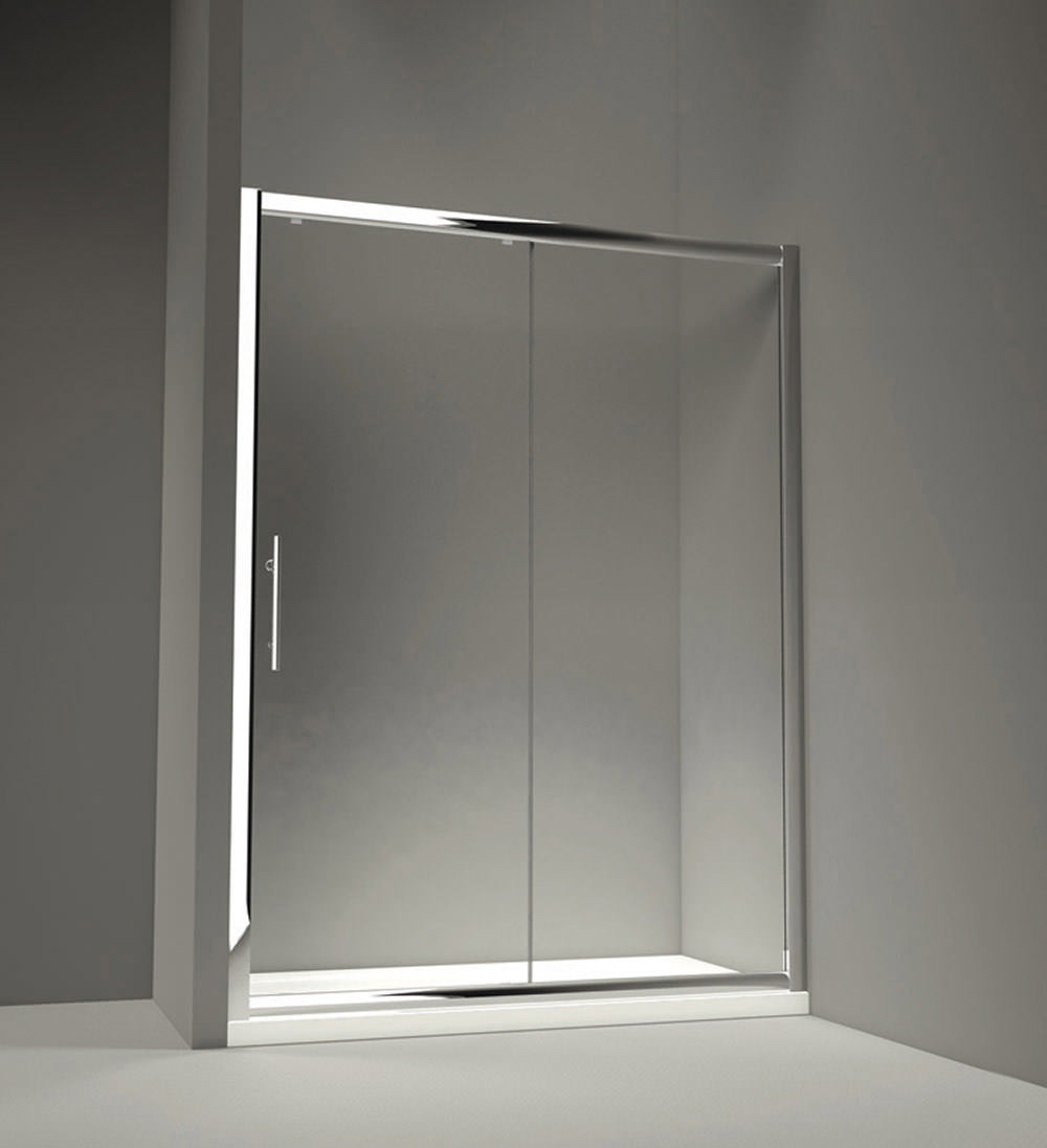 merlyn 8 series 1100 x 1950mm sliding shower door