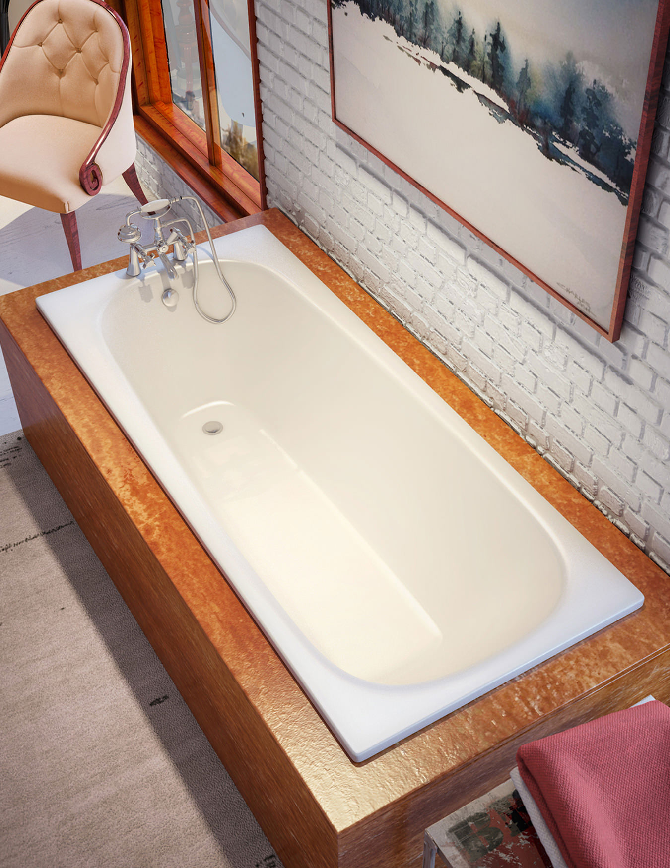 Steel Shower Baths Bette Form Rectangular Super Steel Bath 1700 X 750mm