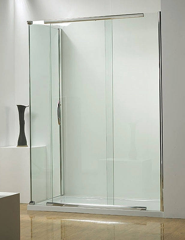 Infinite 1500 Straight Slider Door Side Access With Tray