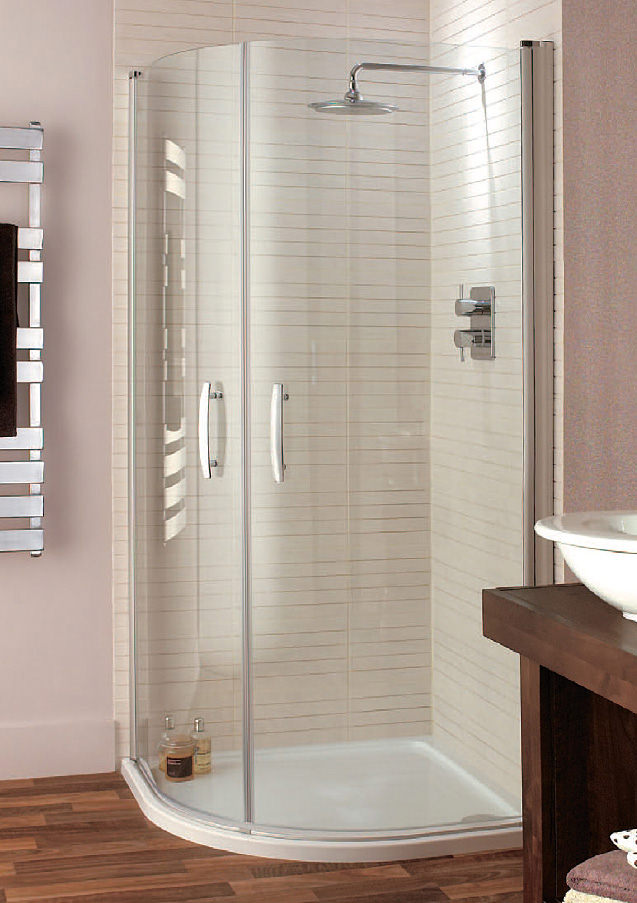 Lakes Italia Lavello Pivot Door Quadrant Shower Enclosure