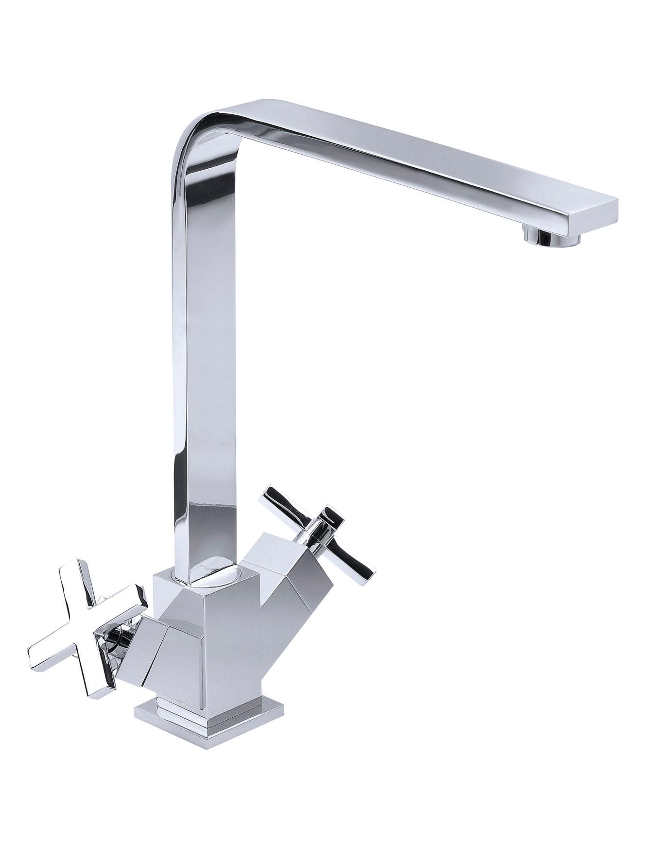 Mayfair Iggy Kitchen Sink Mixer Tap Chrome
