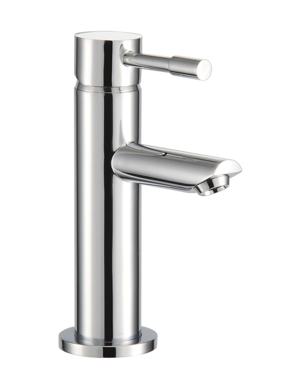 Bath Taps: Mayfair F Series Cloakroom Mono Basin Mixer Tap 156mm High