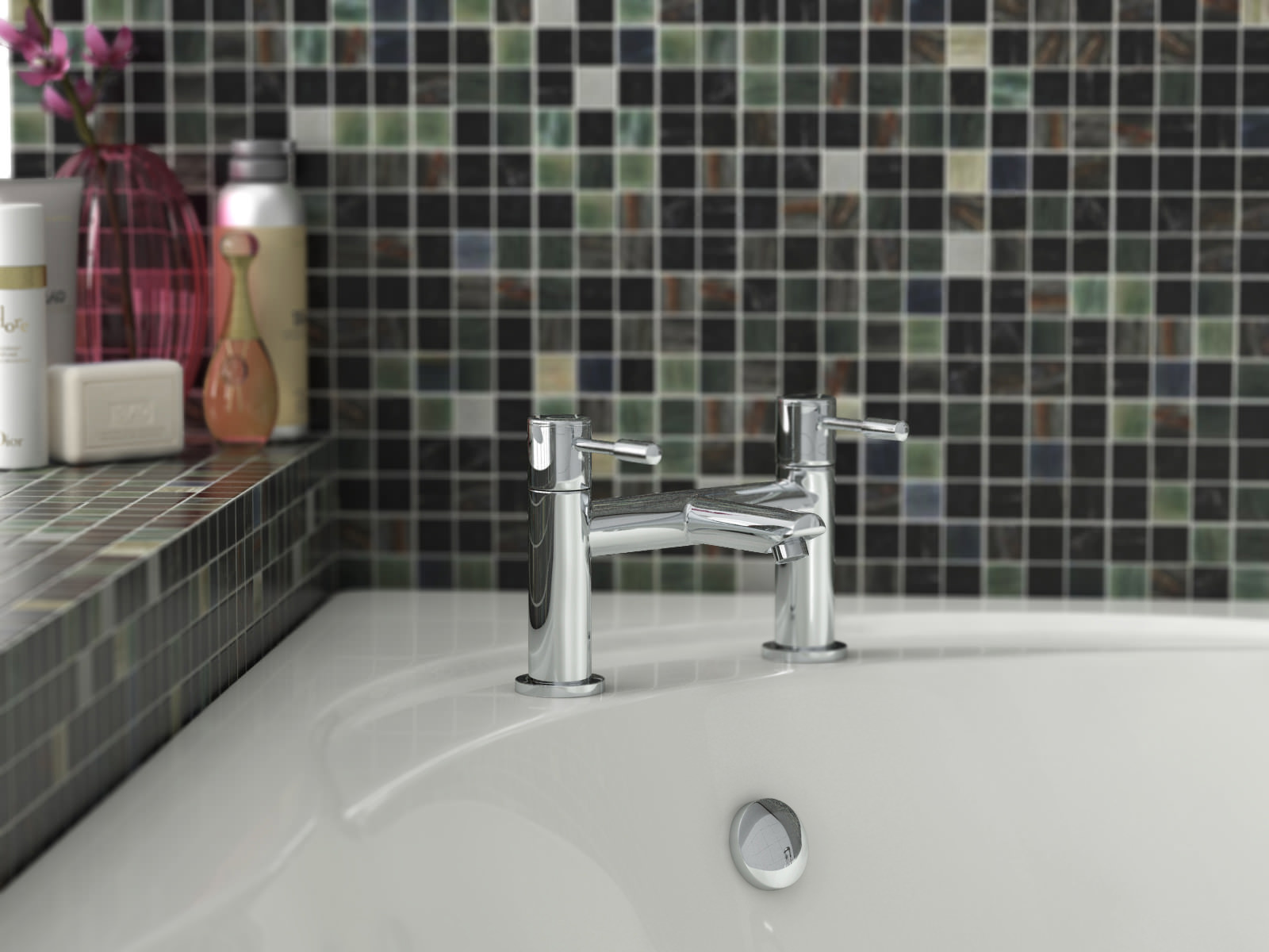 Mayfair Series F Bath Filler Tap
