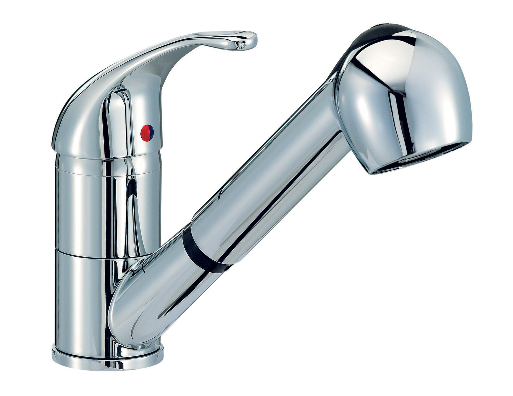 Mayfair Titan Monobloc Kitchen Tap With Pull Out Riser - KIT007
