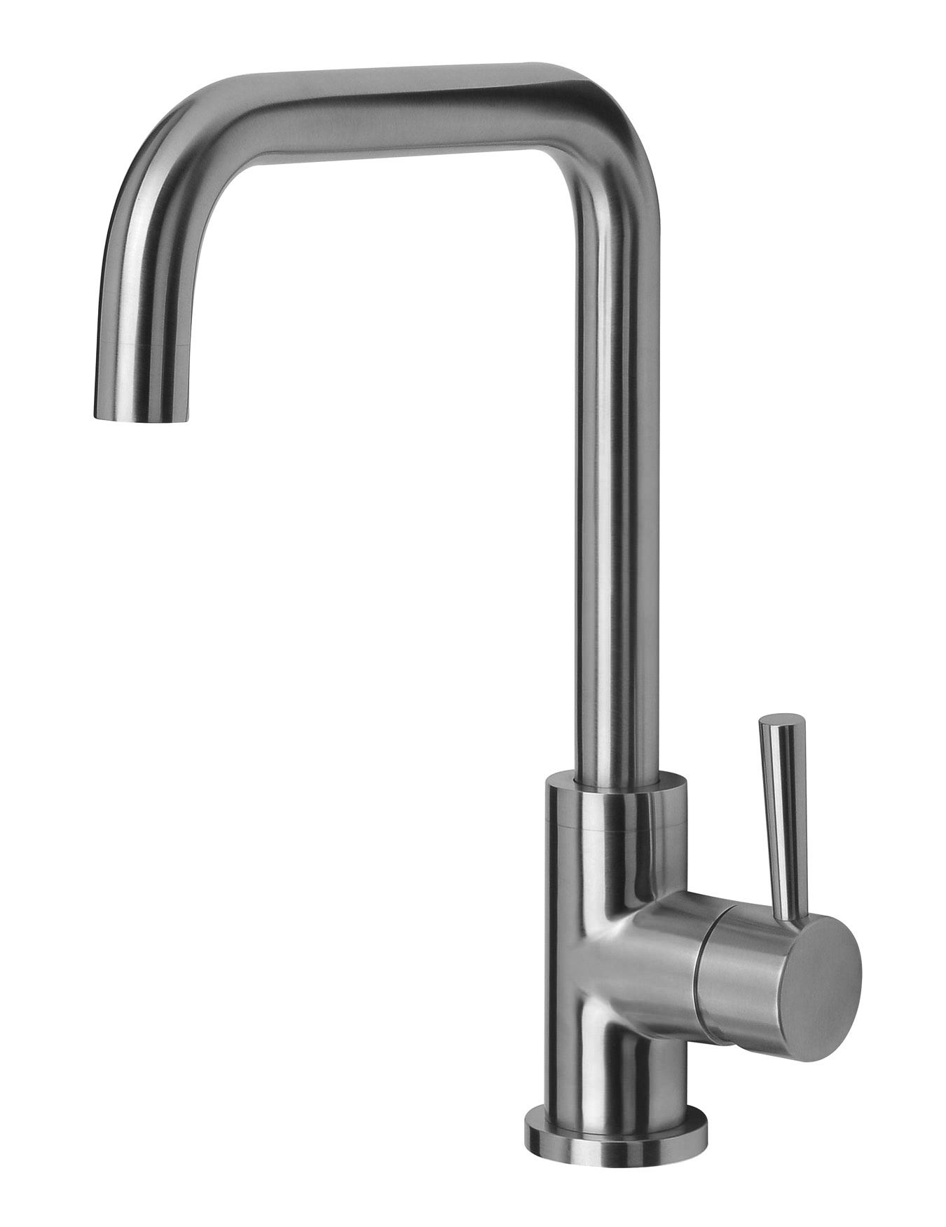 Stainless Steel Two Hole Kitchen Taps