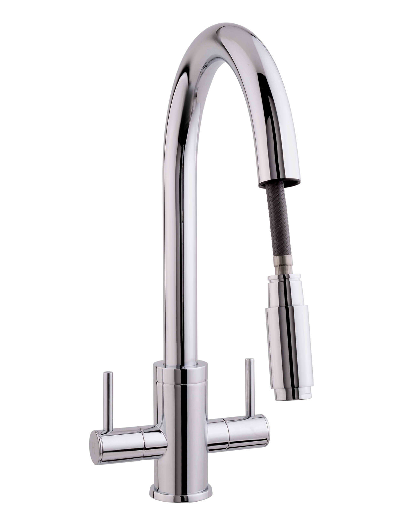 Mayfair Vibe Pro Kitchen Pull Out Spray Mixer Tap Chrome
