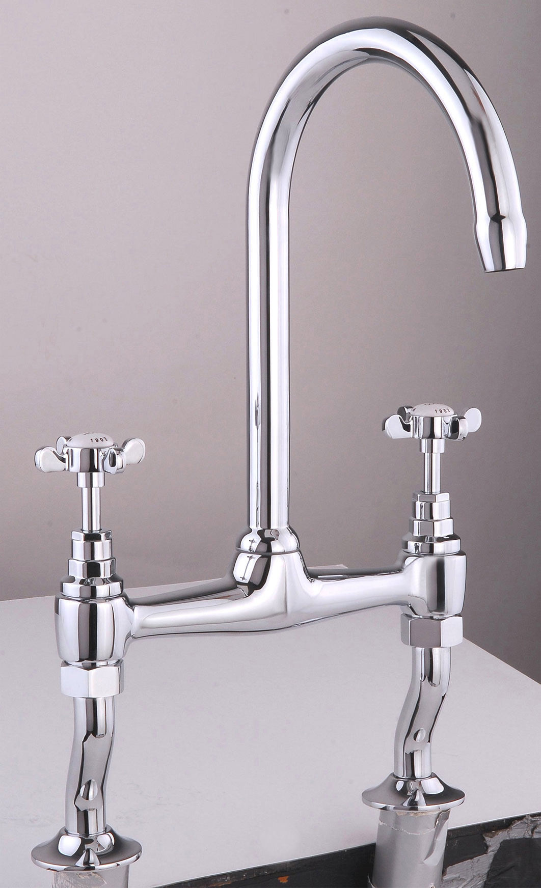 Mayfair Westminster Bridge Kitchen Sink Mixer Tap Chrome - More ...