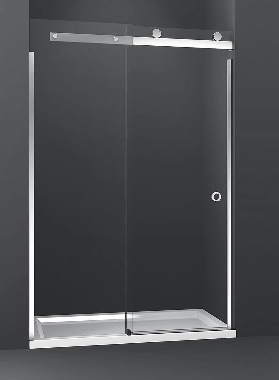 Merlyn 10 Series 1000mm Sliding Shower Door Left Hand