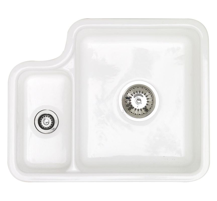astracast lincoln 1 5 bowl ceramic undermount kitchen sink