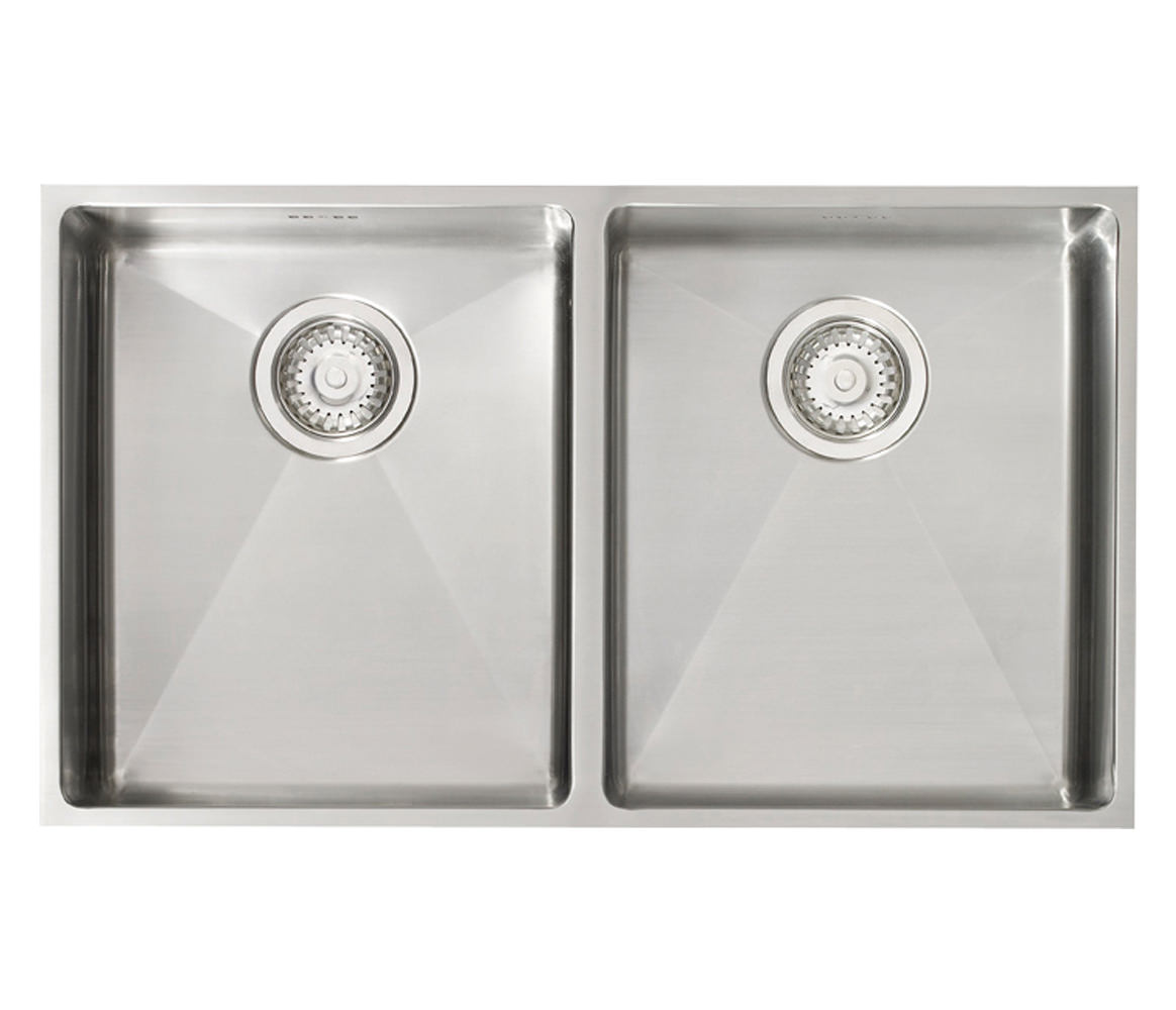 Astracast Onyx 4070 2 0 Bowl Brushed Stainless Steel Flush
