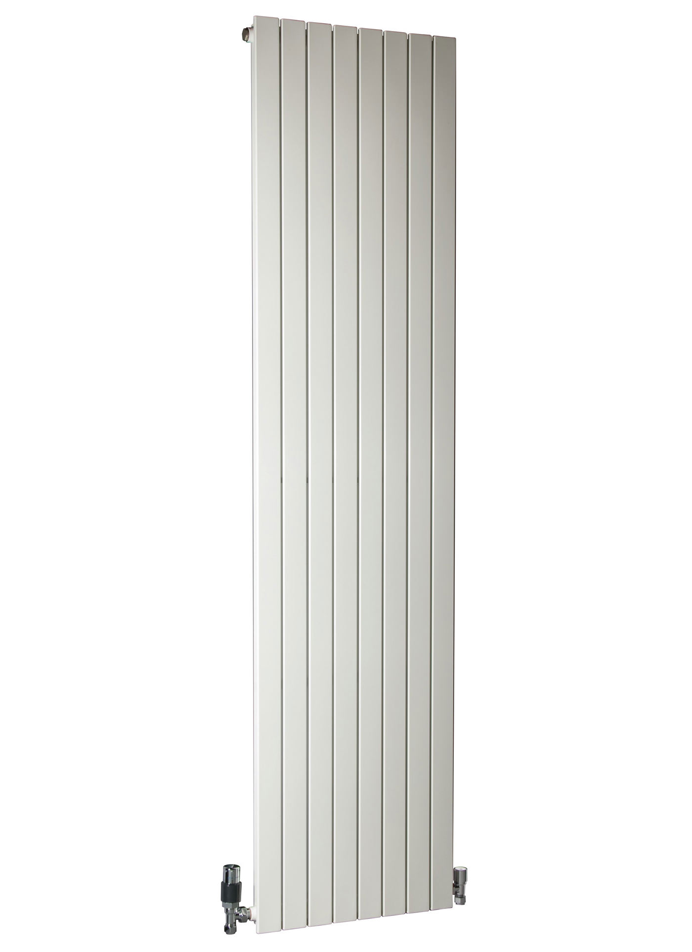 dq heating rt 215 x 1800mm vertical 4 section radiator. Black Bedroom Furniture Sets. Home Design Ideas