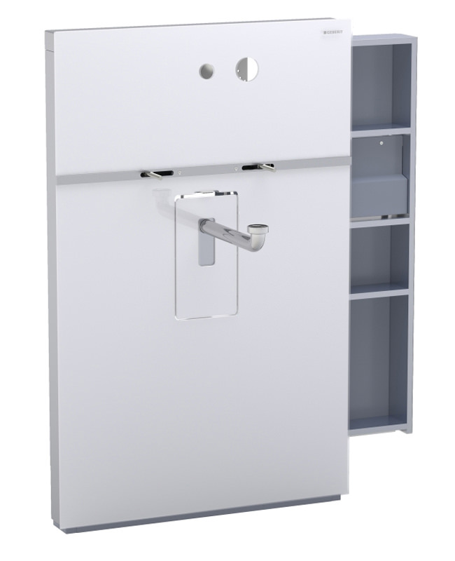 Geberit monolith sanitary module with drawer right 131 for Geberit technical support