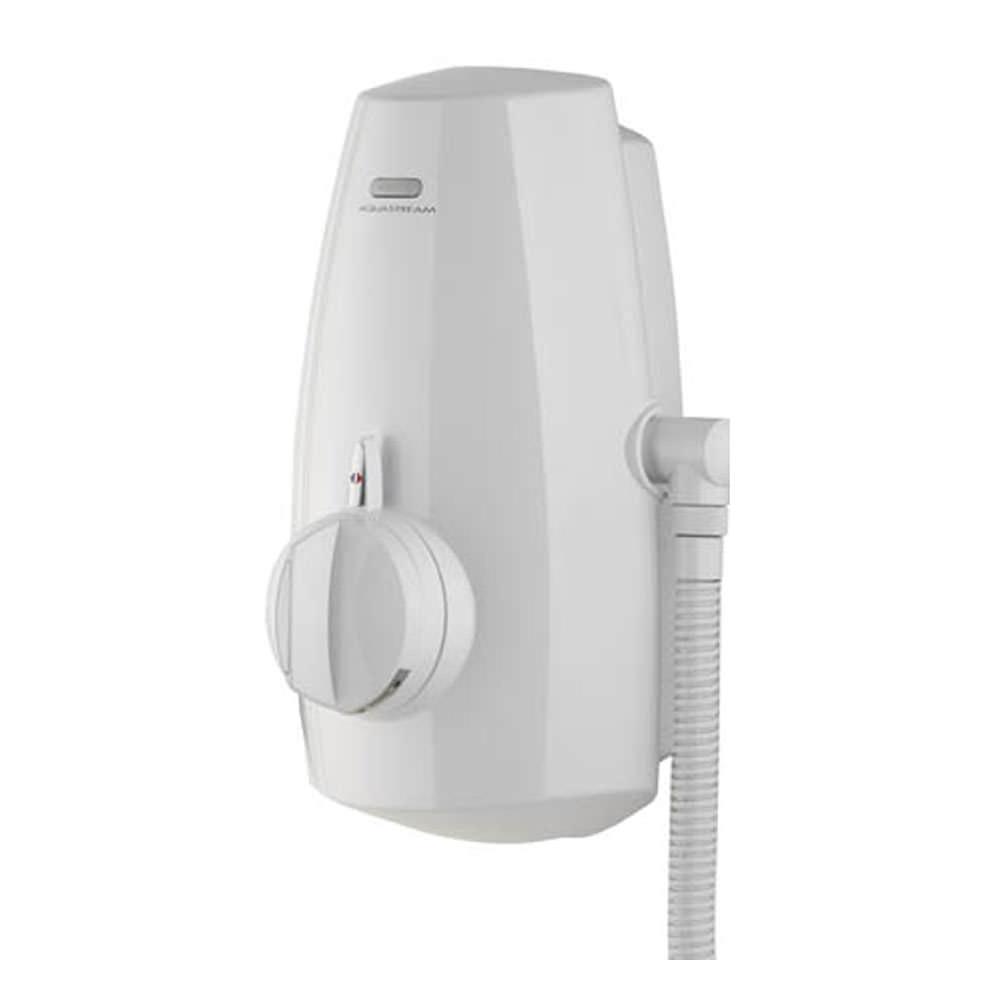 Aqualisa Aquastream Thermostatic Power Shower White 813