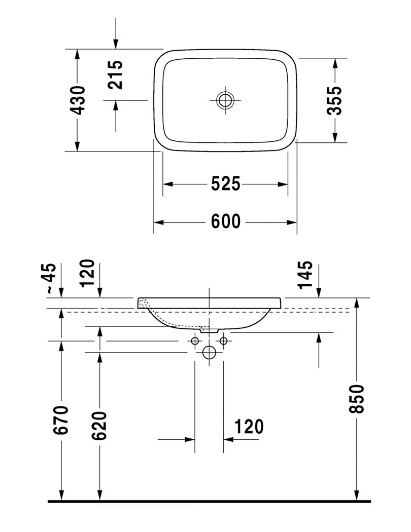 Image Result For Standard Height For Bathroom Vanity
