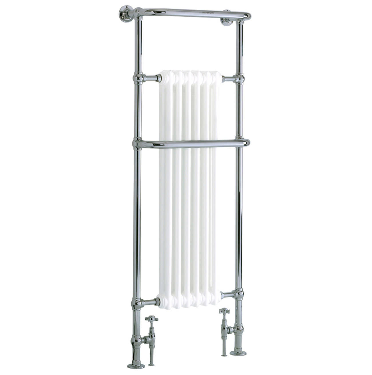 Heated Towel Rail Height From Floor: Heritage Cabot Heated Towel Rail