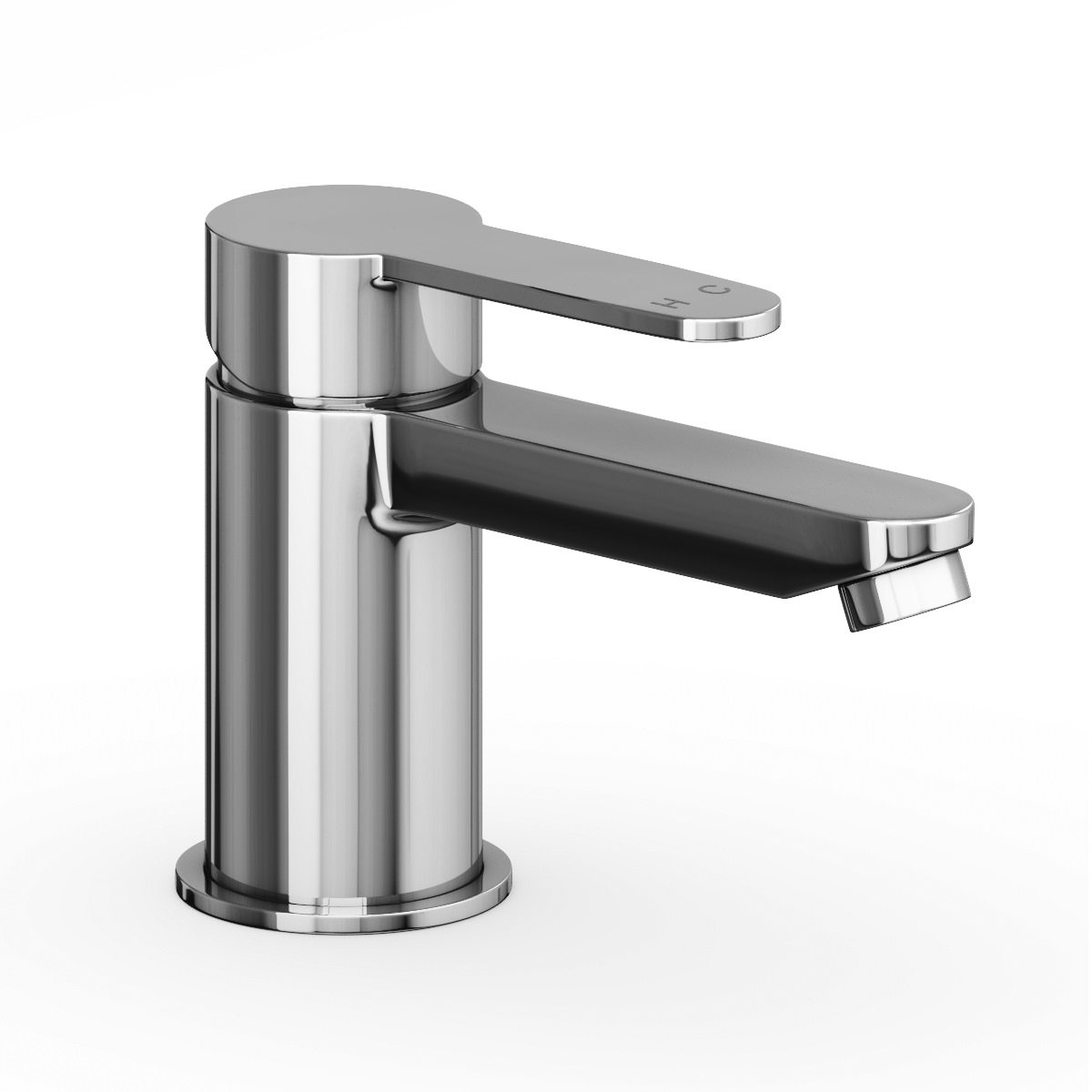 abode debut monobloc mini basin mixer tap chrome ab1551. Black Bedroom Furniture Sets. Home Design Ideas