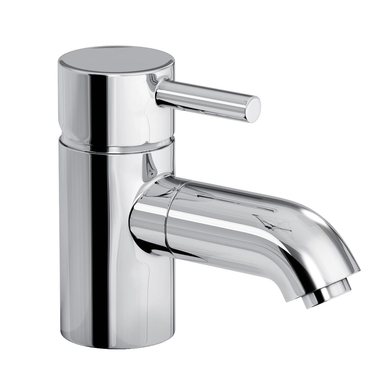 Abode harmonie single lever bath filler tap ab1192 for Bathroom accessories taps