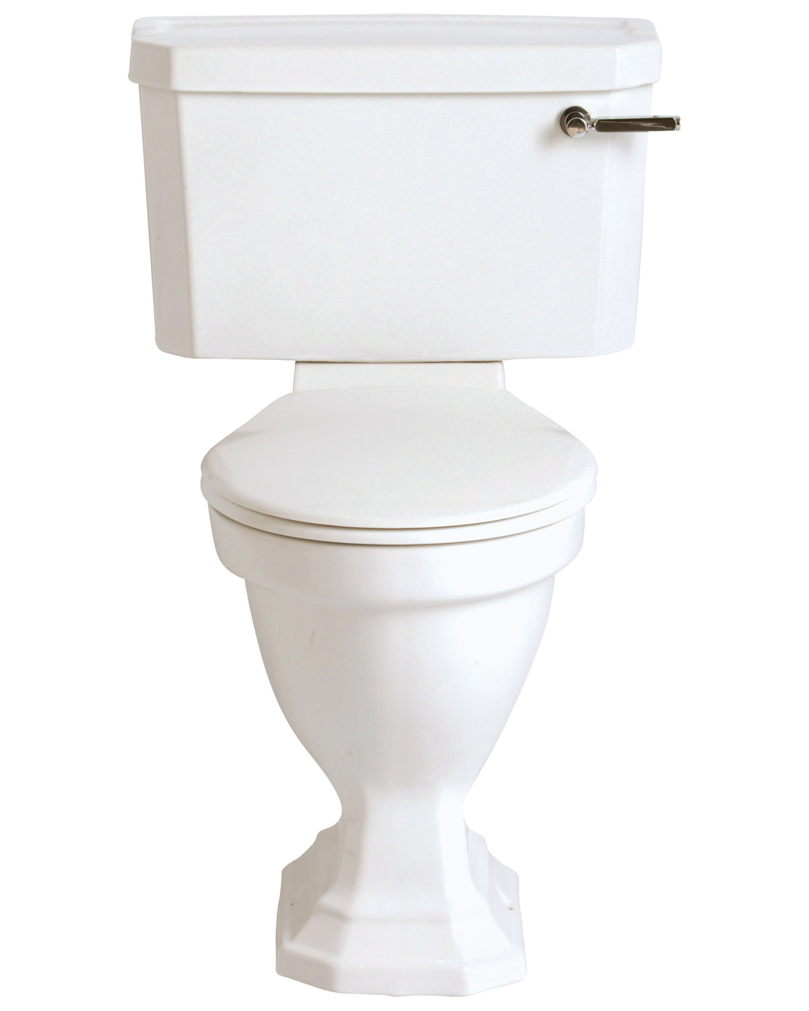Heritage granley deco comfort height wc and landscape cistern 680 - Deco toilet wc ...