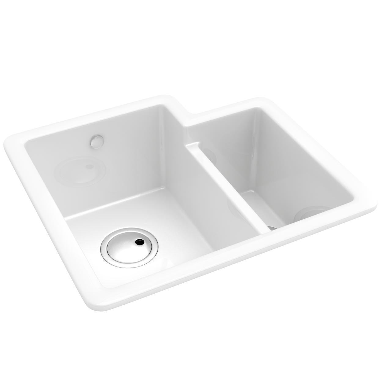Bowl Inset Kitchen Sink