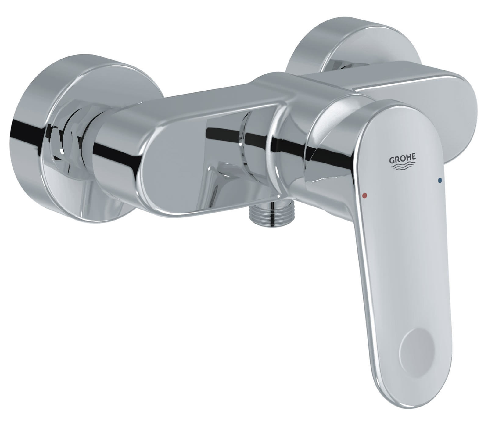 Grohe Europlus Wall Mounted Single Lever Shower Mixer Valve 33577002