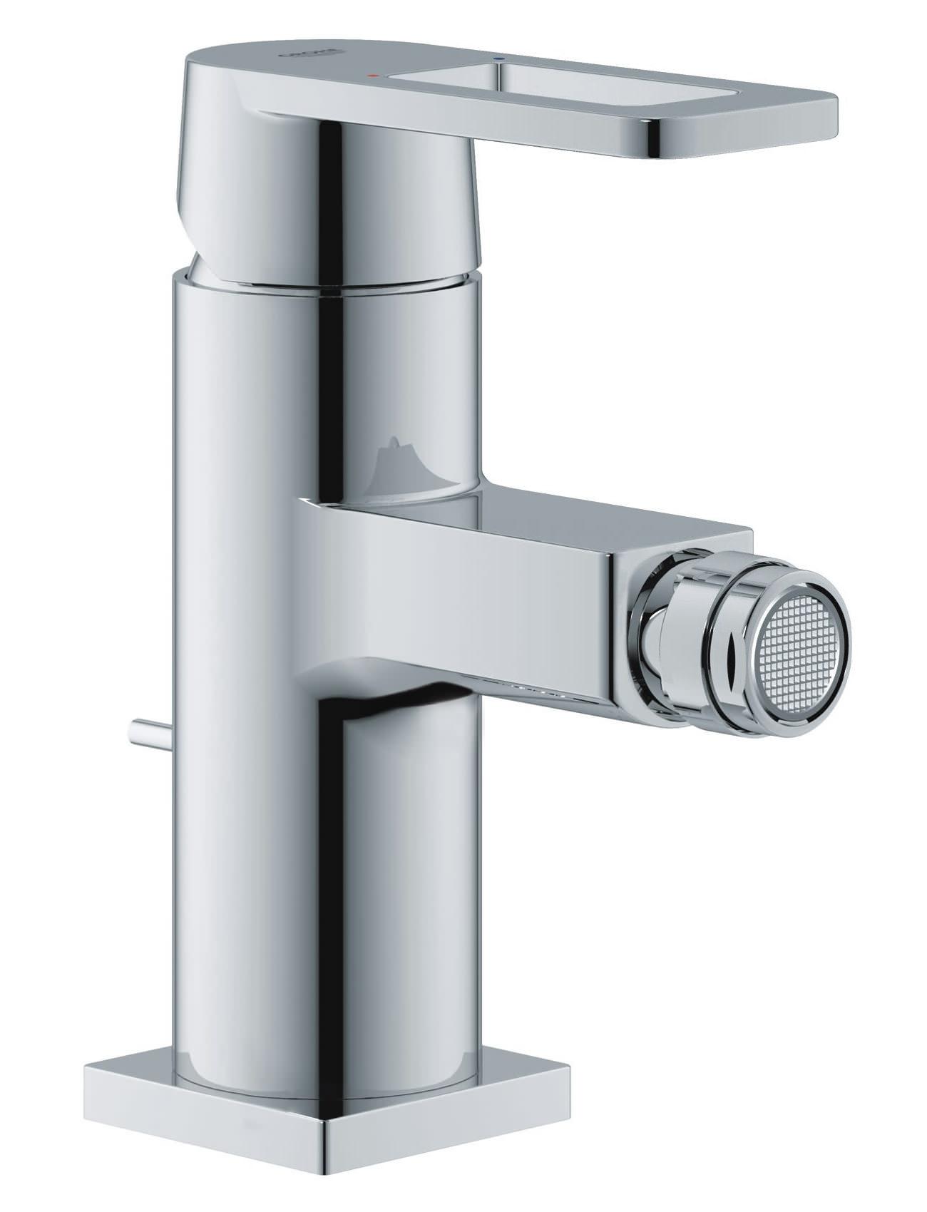 grohe quadra monobloc bidet mixer tap chrome 32636000. Black Bedroom Furniture Sets. Home Design Ideas