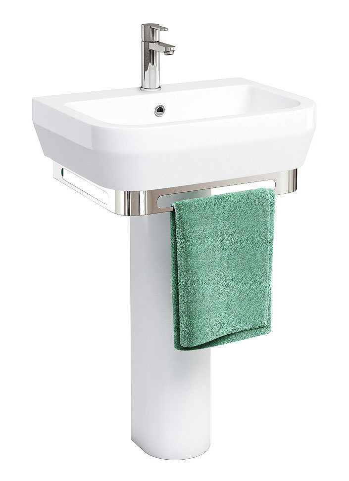 Britton Series 30 Stainless Steel Basin Towel Rail For