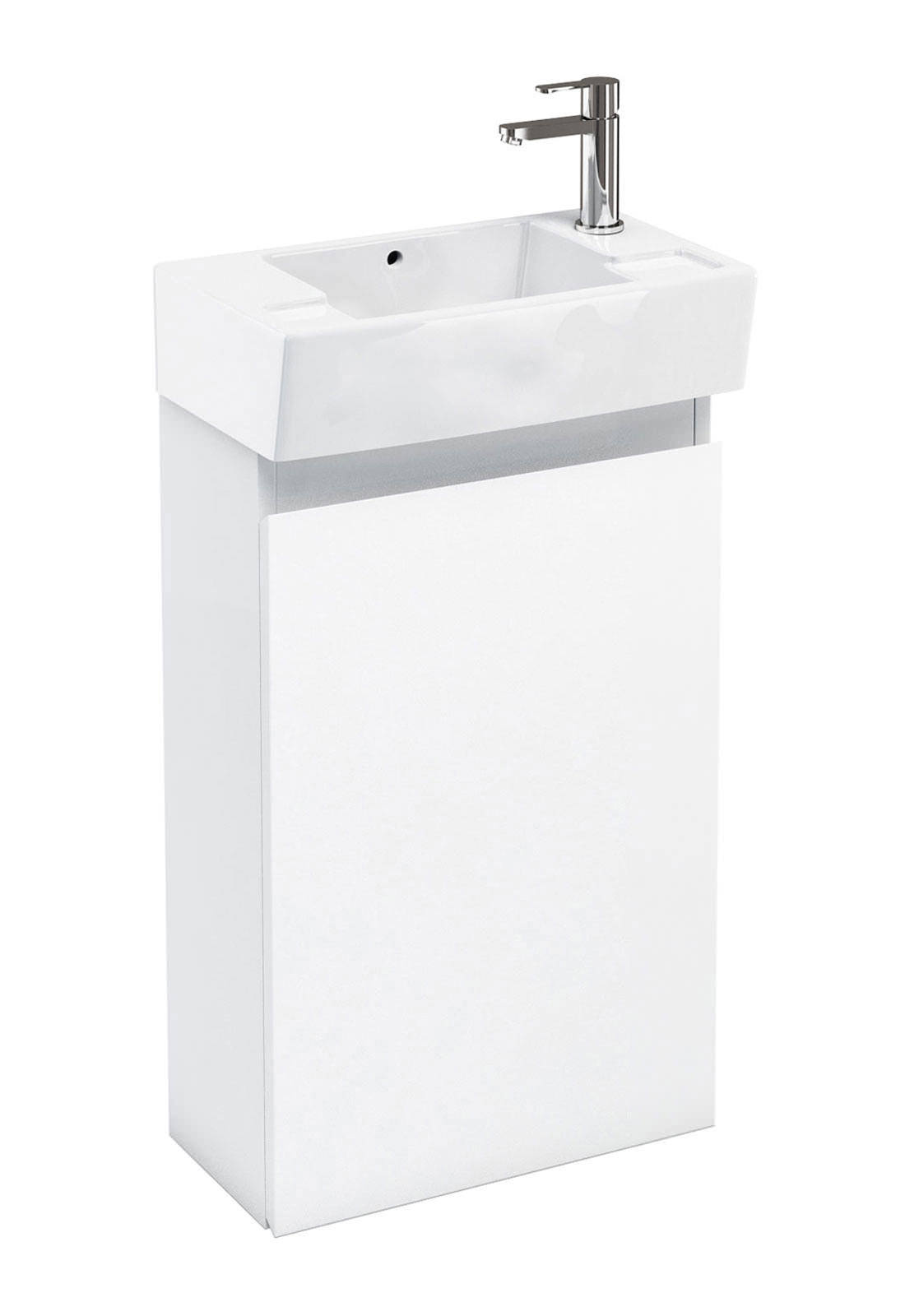 Britton aqua cabinets deep floor standing unit with rh basin for 10 deep floor cabinet