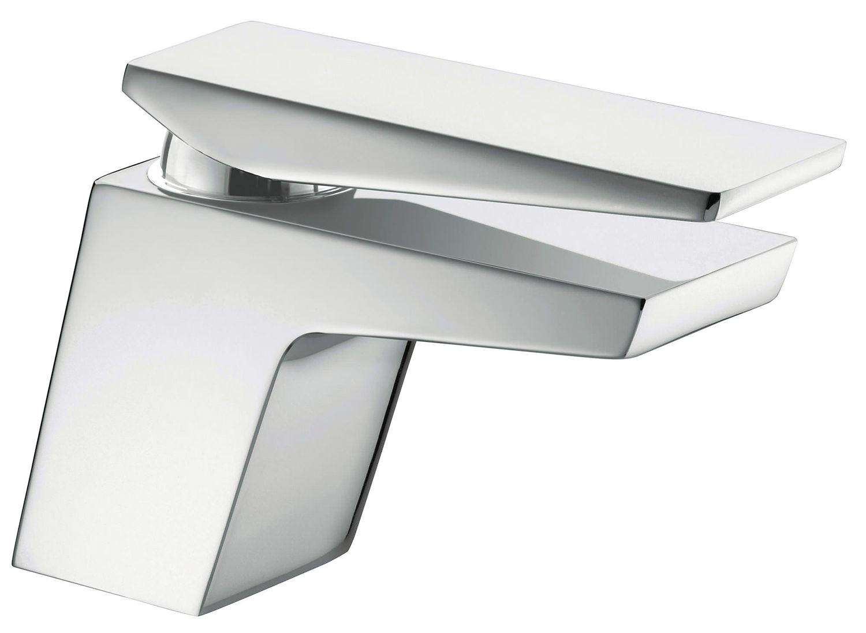 Chrome Bristan Kitchen Taps: Bristan Sail Chrome Basin Mixer Tap With Clicker Waste