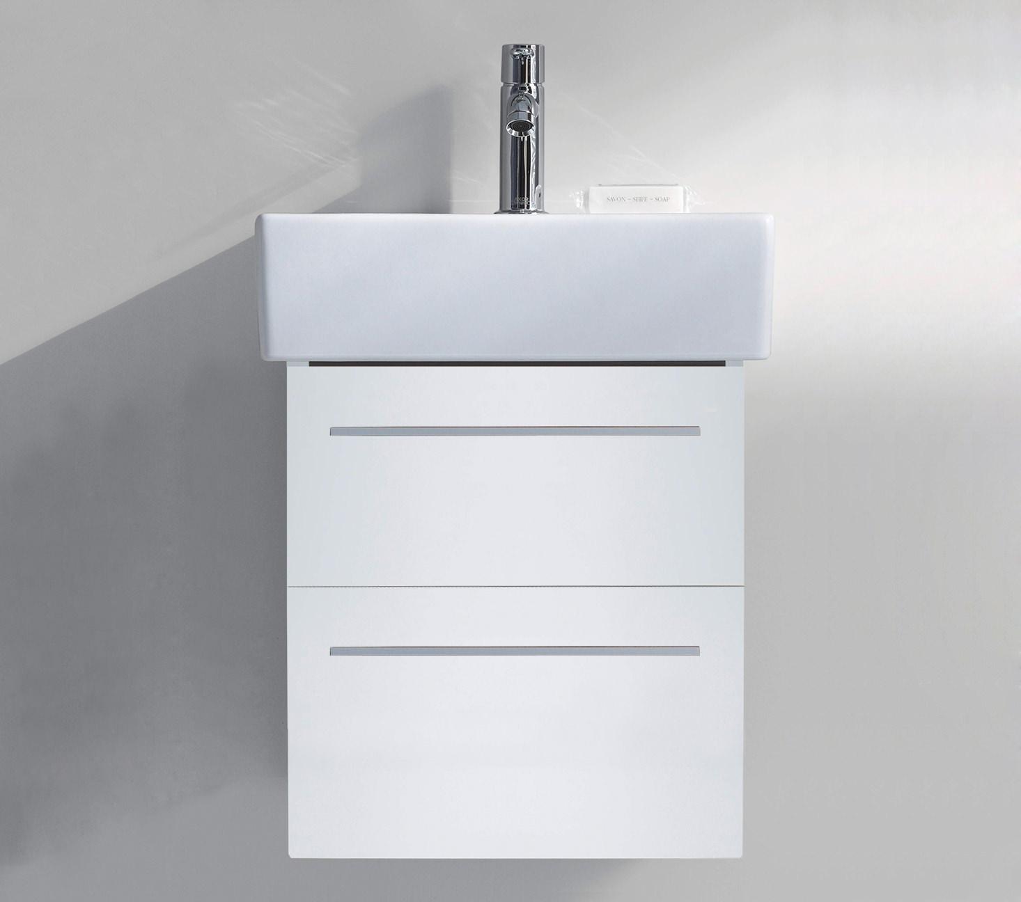 duravit x large 450mm 2 drawer unit with 500mm vero. Black Bedroom Furniture Sets. Home Design Ideas