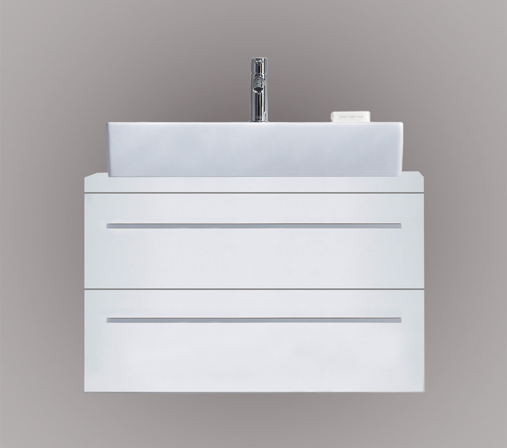 Duravit x large 800 x 478mm 2 drawer unit for console for 800 kitchen drawer unit