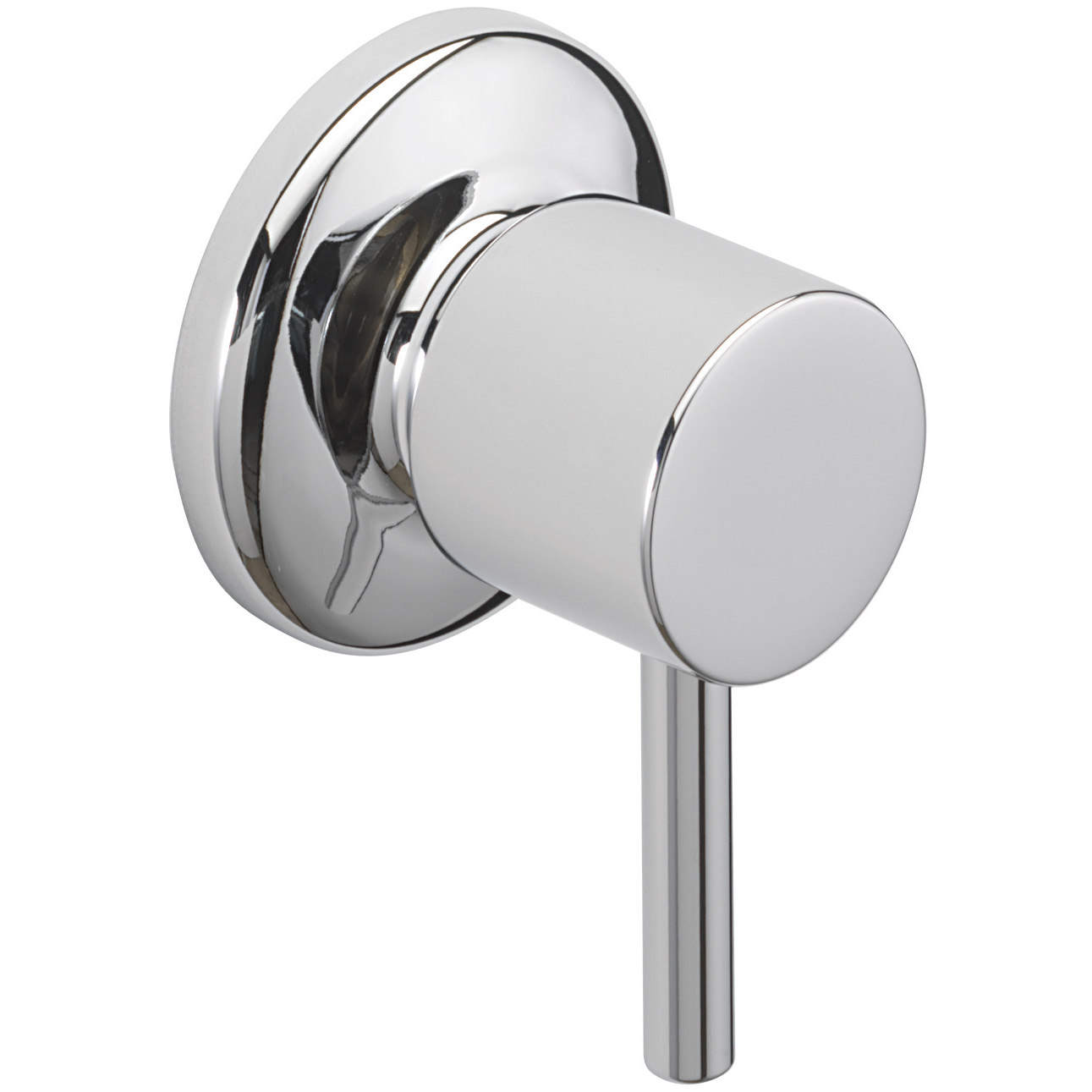 Sagittarius Ergo Lever 3 Way Wall Mounted Diverter Valve