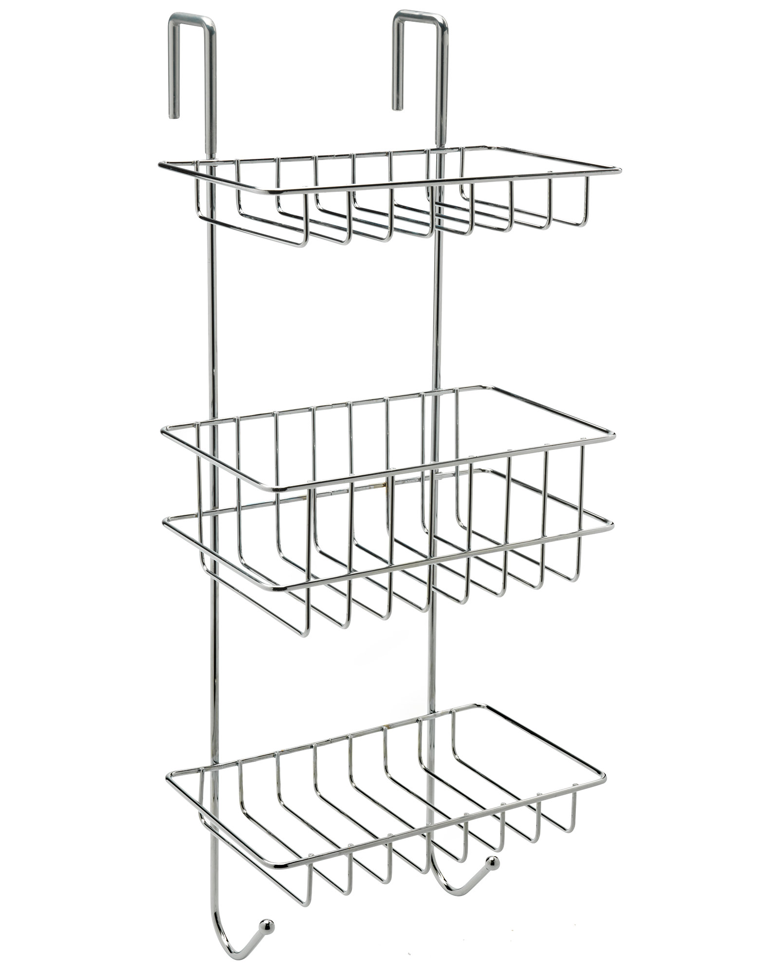 Sagittarius 225 x 185 x 570mm shelf tidy for shower for Shower cubicle shelves