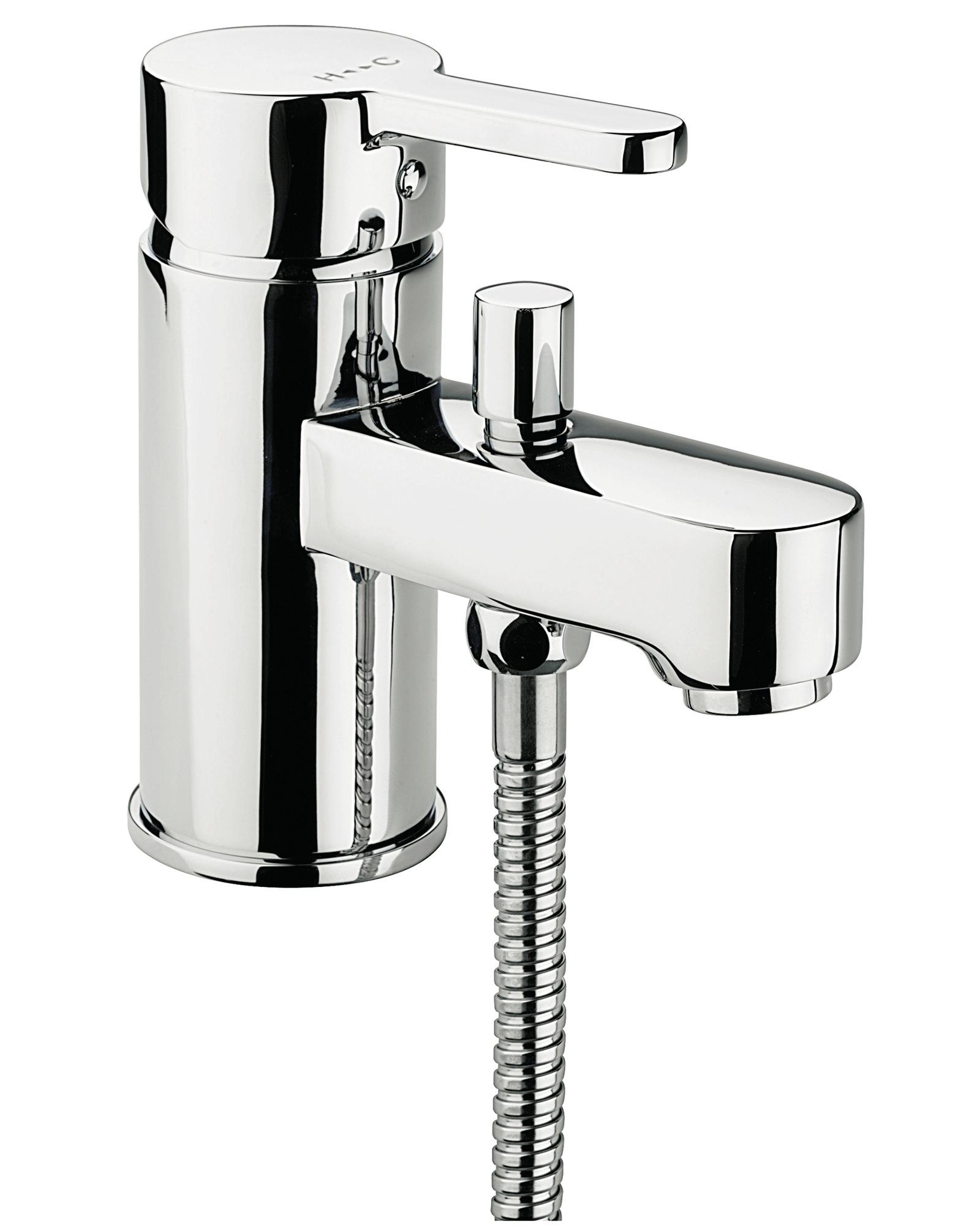 Sagittarius Plaza Monobloc Bath Shower Mixer Tap With No1 Kit