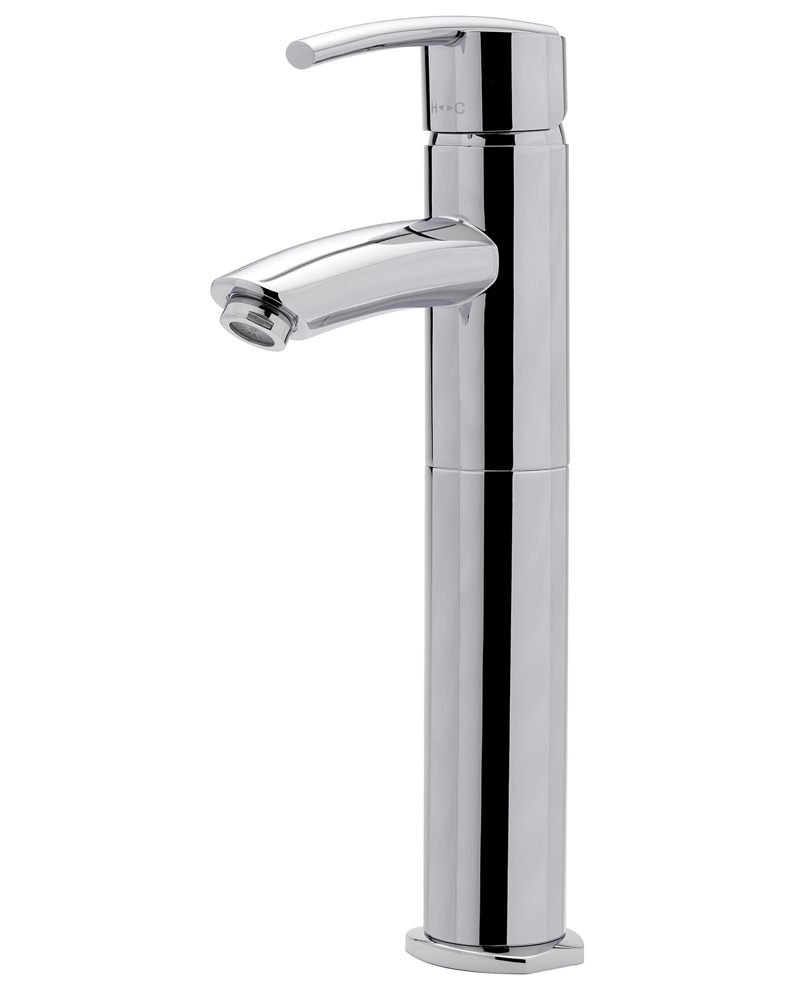 sagittarius pure extended monobloc basin mixer tap without. Black Bedroom Furniture Sets. Home Design Ideas