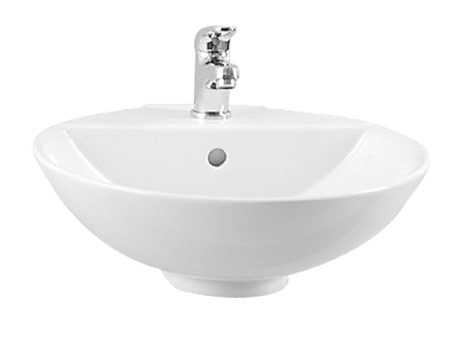 Wondrous Vitra 455 X 460Mm Countertop Basin Download Free Architecture Designs Viewormadebymaigaardcom