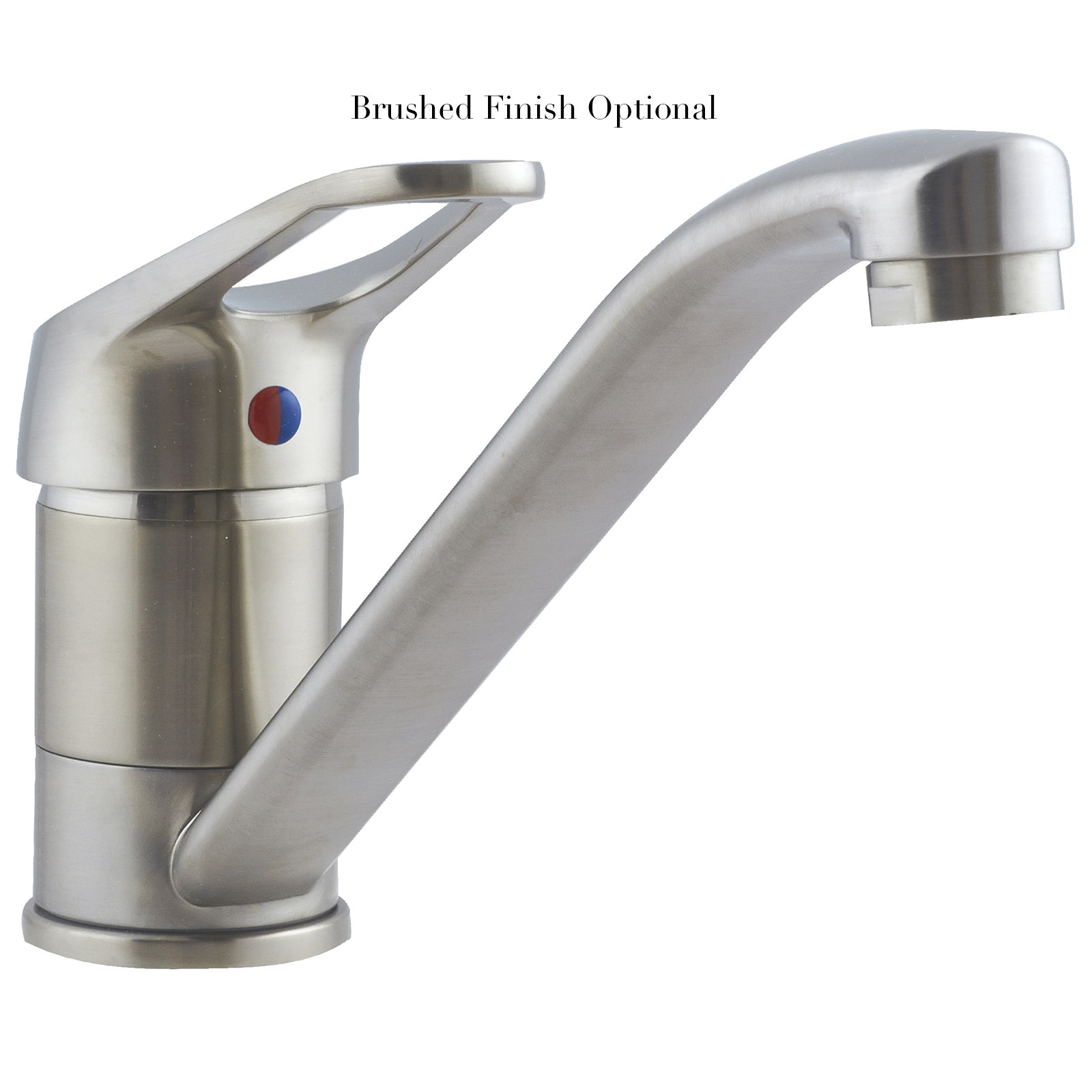 Lever  Hole Kitchen Tap