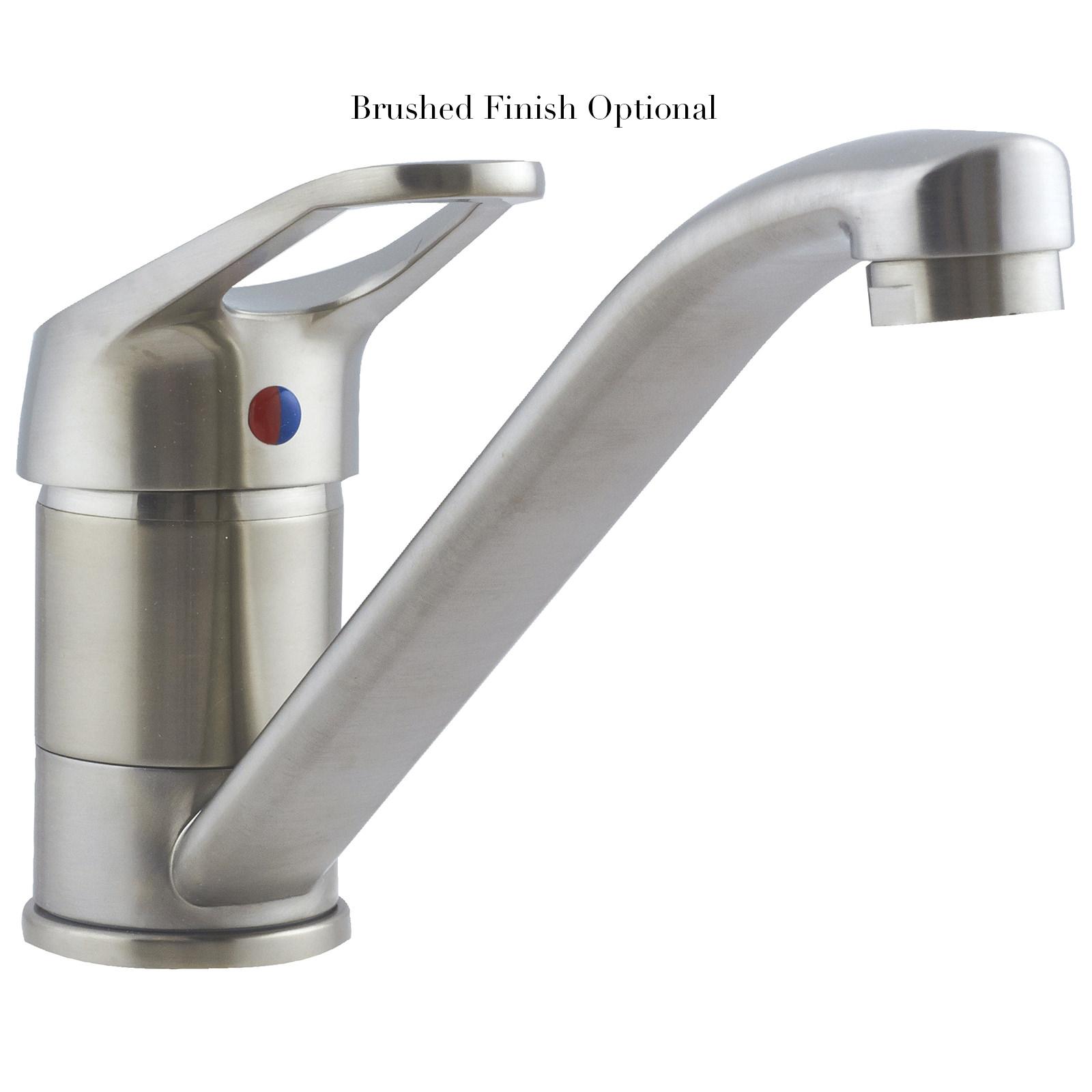 Astracast Finesse Monobloc Single Lever Kitchen Sink Mixer