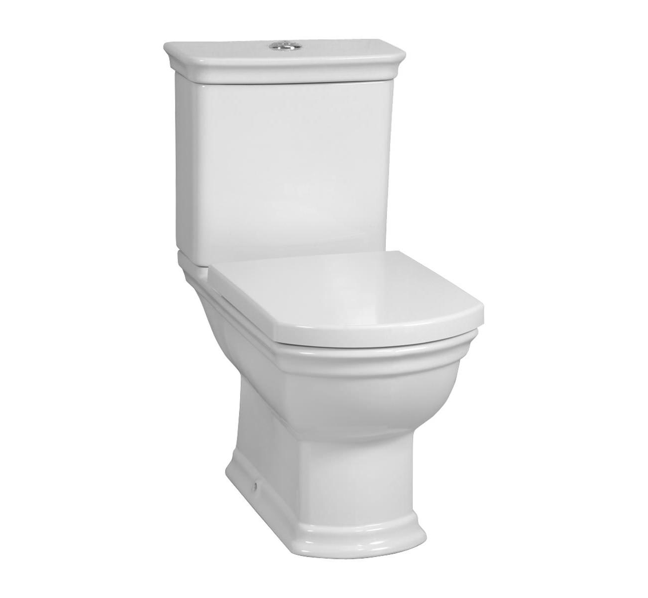Vitra Serenada Close Coupled Wc With Cistern And Seat