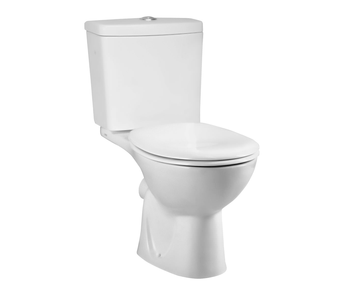 Layton Close Coupled Wc With Cistern And Seat 6623l003 0838