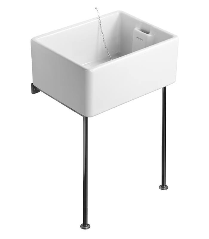 bathroom belfast sink armitage shanks belfast heavy duty sink 600 x 460mm s582701 10220