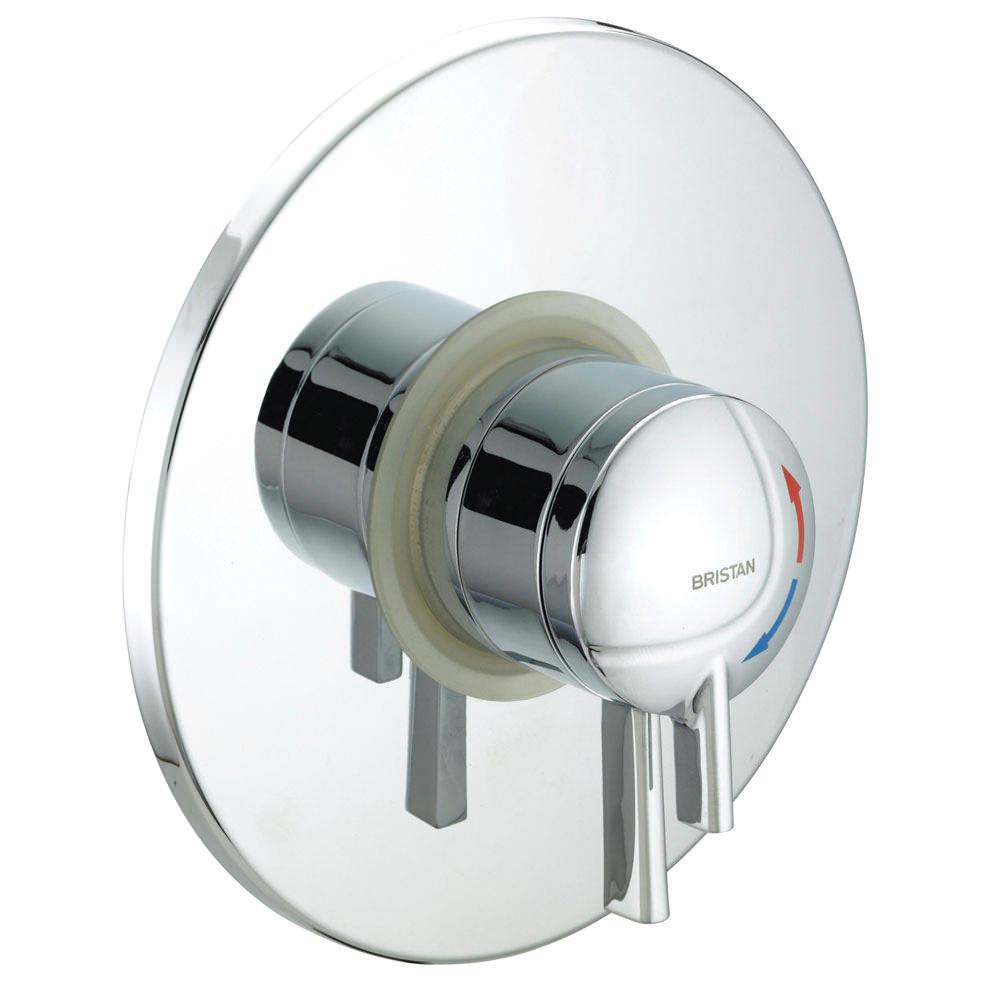 bristan gummers ts1875 stratus concealed shower valve with. Black Bedroom Furniture Sets. Home Design Ideas
