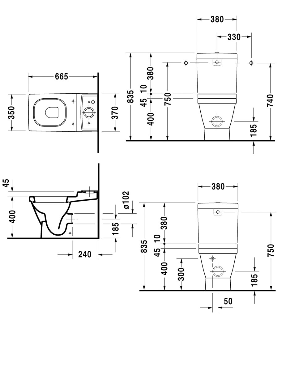 toilet sizes dimensions uk. Duravit Nd Floor Close Coupled Toilet  sizes dimensions uk Bathroom Door Size Handicap Ada Vanity