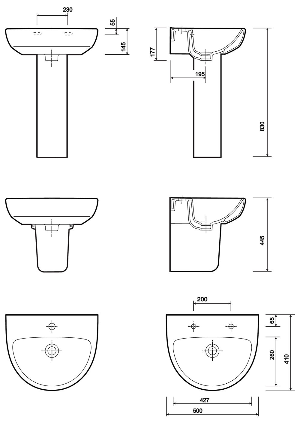 Images Of Bathrooms With Pedestal Sinks. Image Result For Images Of Bathrooms With Pedestal Sinks