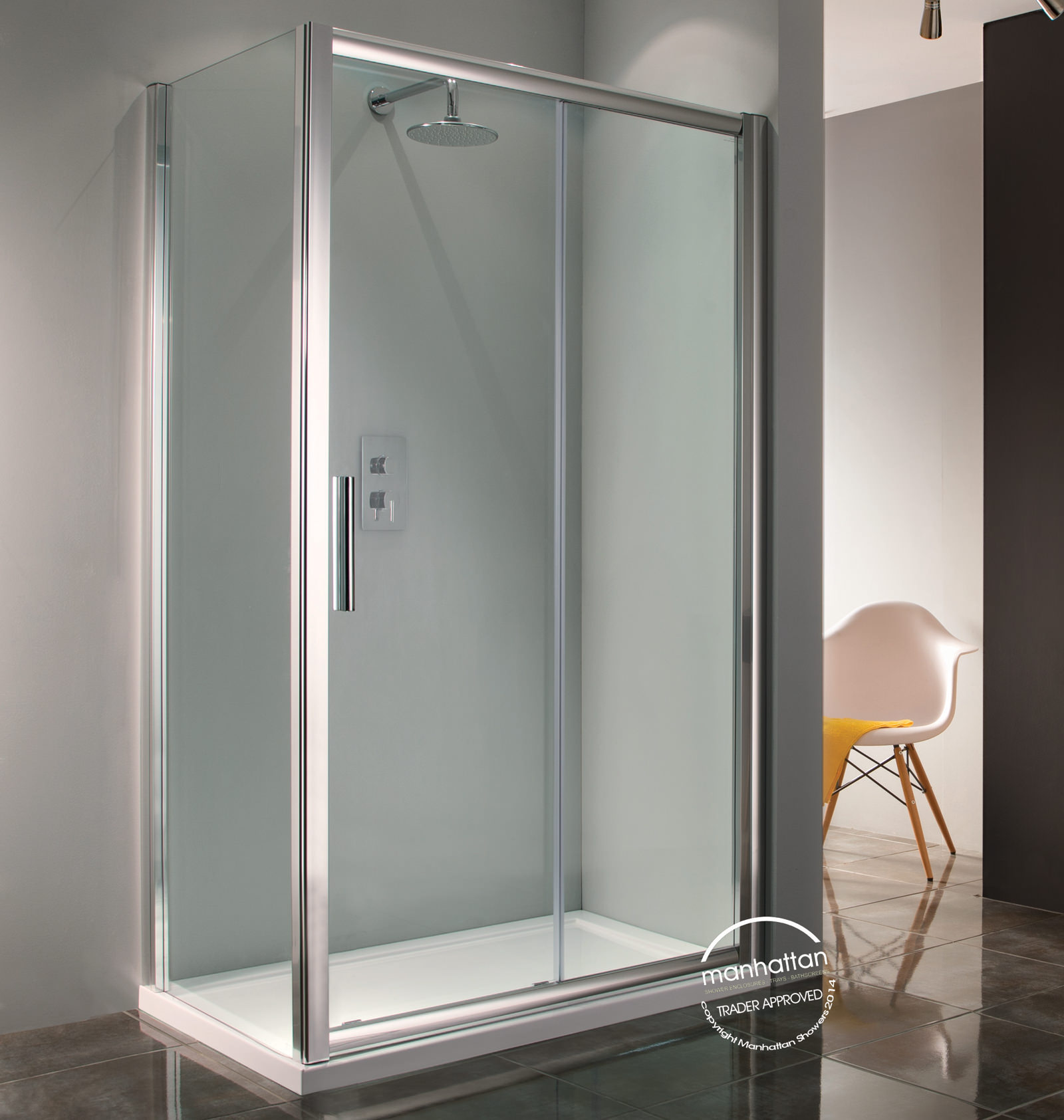 Object moved for 1200mm shower door sliding