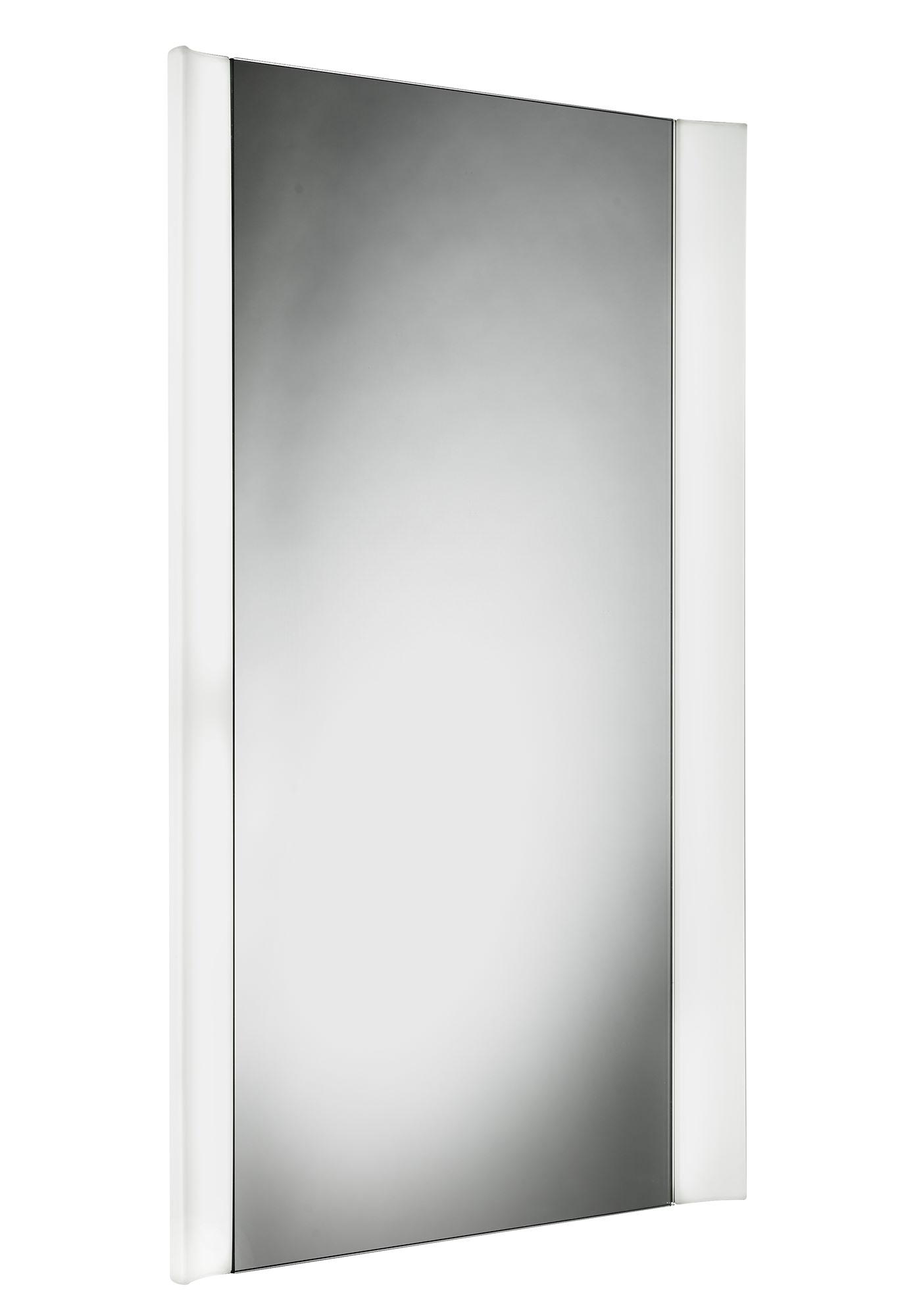 Roper rhodes trance illuminated mirror mle480 for Illuminated mirrors