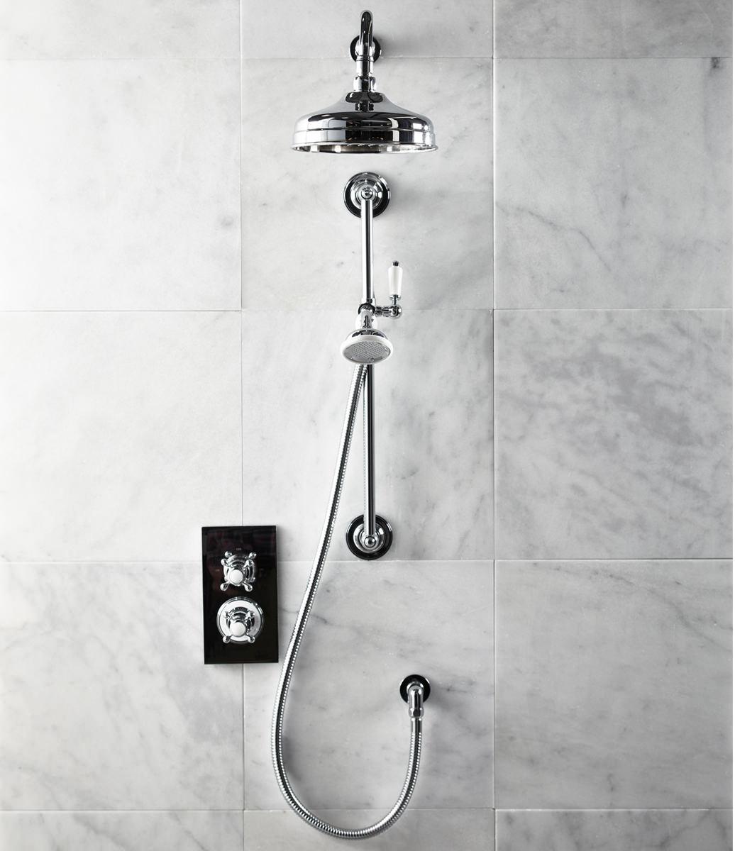 roper rhodes henley dual function concealed shower system. Black Bedroom Furniture Sets. Home Design Ideas
