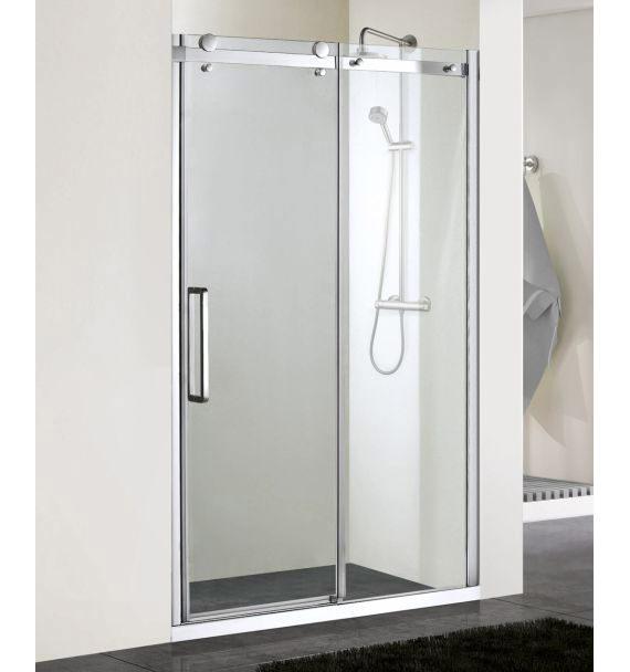 Aqualux aqua 8 vibe sliding shower door 1400mm 1159254 for 1400mm sliding shower door