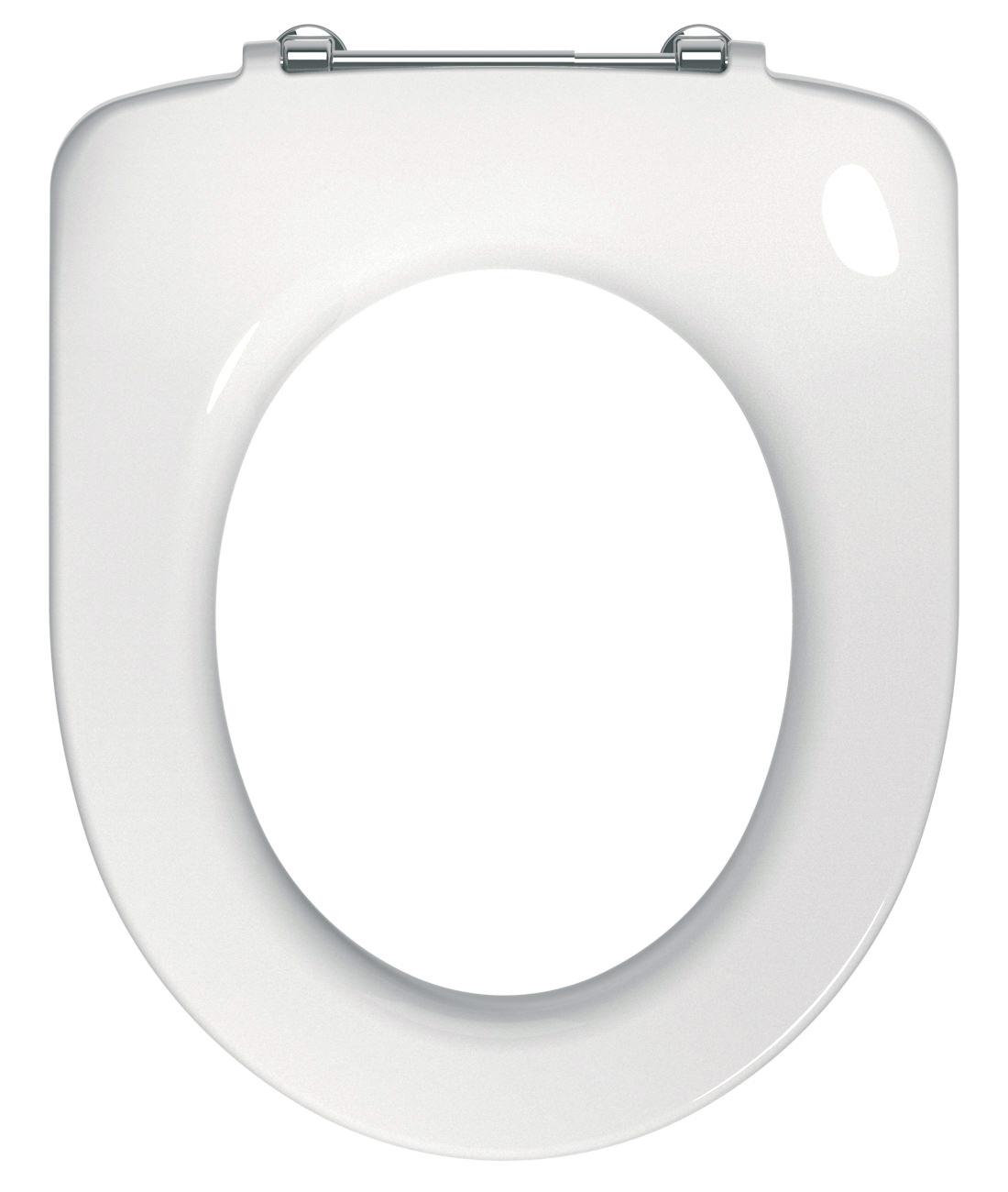 Toilet Seat Top Fix Hinge Pack